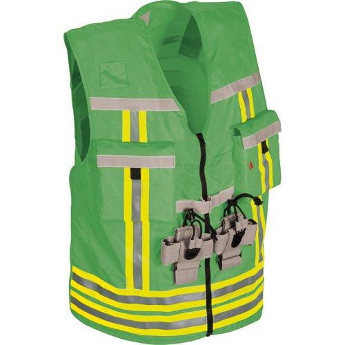 PAX® Führungskräfte Kennzeichnungsweste   Material: PAX-Light   Farbe: Grün