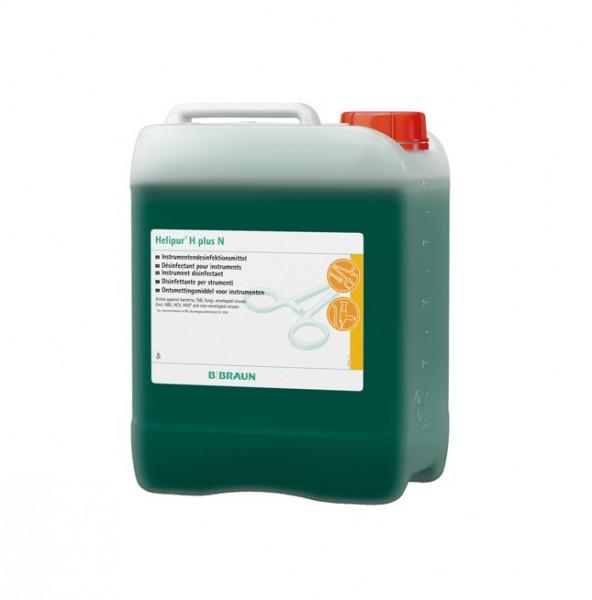 B. Braun Helipur® H Plus N Instrumentendesinfektion | 5 Liter Kanister