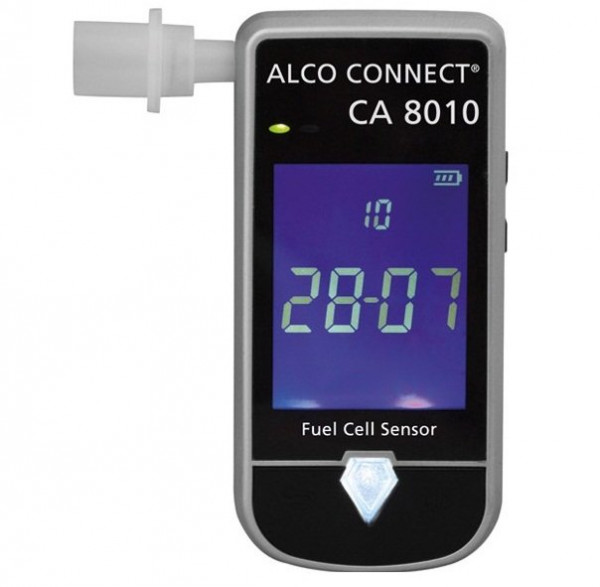 Cosmos® Alkoholtester Handgerät AlcoConnect® CA 8010