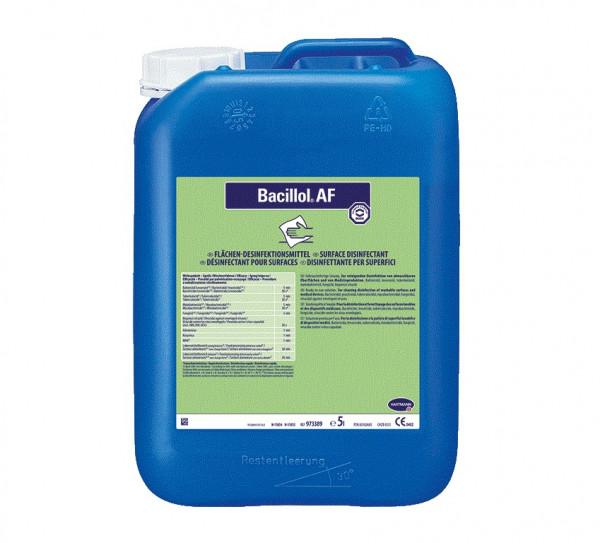 BODE Bacillol® AF Schnell-Desinfektionsmittel   5 Liter Kanister