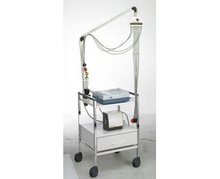 medical ECONET Gerätewagen mit Rädern für Cardio-Serie und CTG-Serie