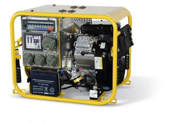 ENDRESS® Stromerzeuger / Notstromaggregat | ESE 604 DBG DIN | 6,0 kVA | Benzin