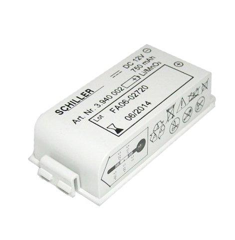 SCHILLER® FRED easyport - LiMnO2 Batterie