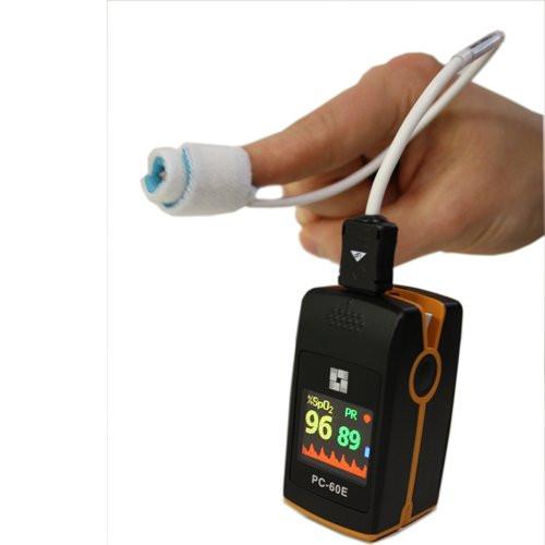 Creative Industry Fingerpulsoximeter PC-60E inkl. Wrapsensor
