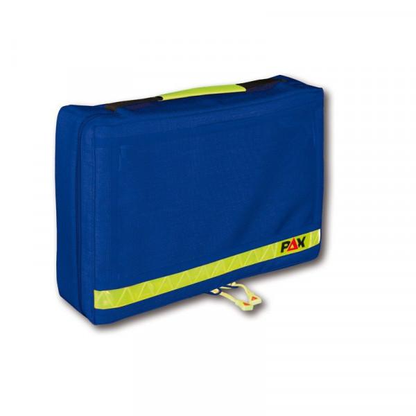 PAX® Ampullarium L Schiene / Clip-In | Material: PAX®-Dura | Farbe: Blau