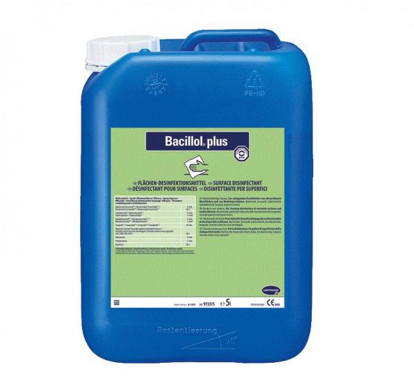 BODE Bacillol® plus Schnell-Desinfektionsmittel | 5 Liter Kanister