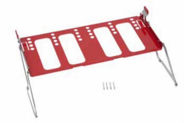 Weinmann Aufnahmeblech für Ampullenkassette für ULMER KOFFER III