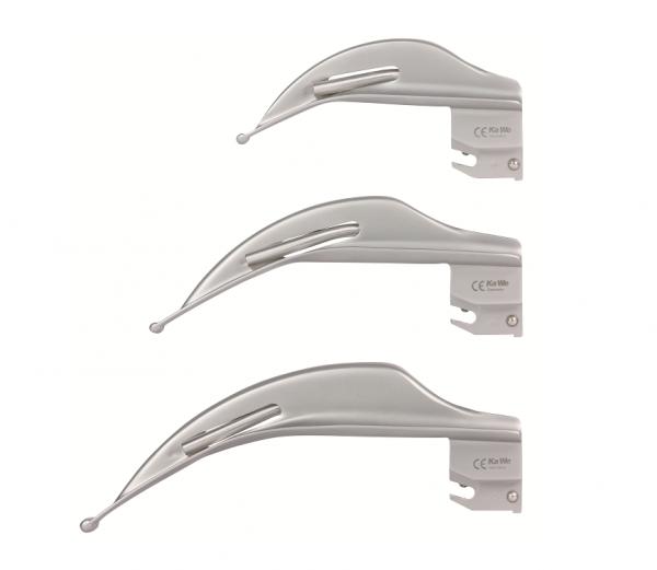 KaWe Laryngoskopspatel Standard - TEPRO® F.O. - Mehrweg - MacIntosh