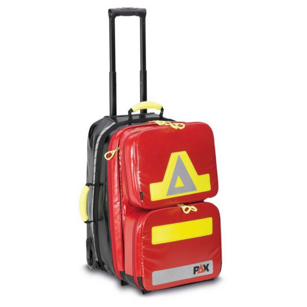 PAX® Notfallrucksack Wasserkuppe L FT2 Trolley | Material: PAX®-Plan | Farbe: Rot