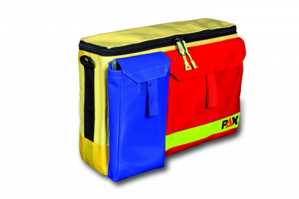 PAX® Registrierungstasche MANV | Material: PAX®-Plan | Farbe: Gelb