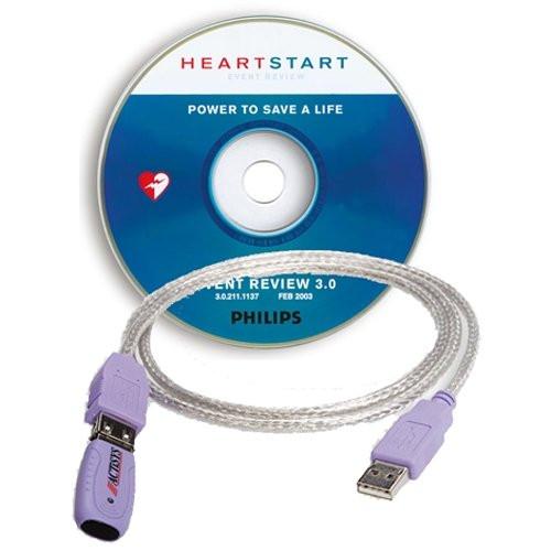PHILIPS HeartStart AED-Trainer 2 - Programmierpaket