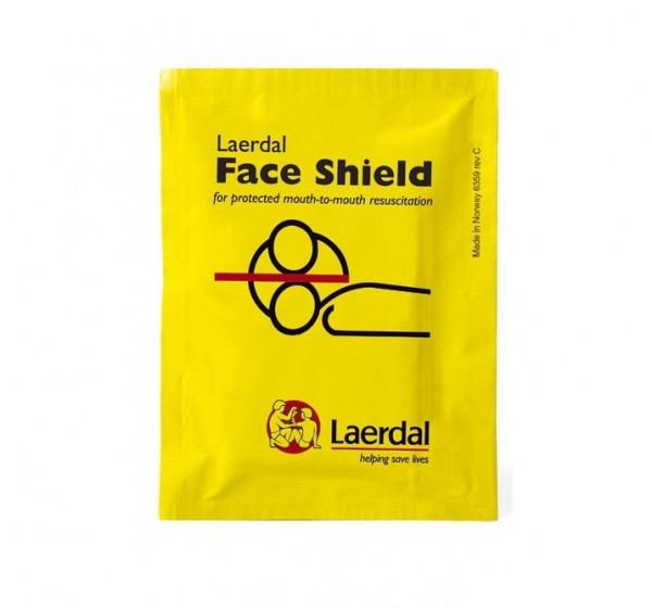 Laerdal® Face Shield Notfallbeatmungstuch | Standard