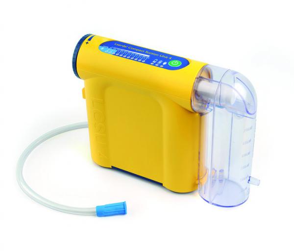 Laerdal® Absaugpumpe LCSU 4 mit 300 ml-Einwegbehälter