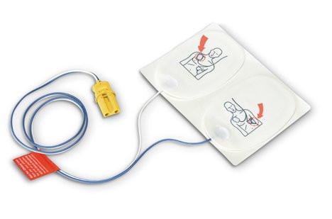 PHILIPS HeartStart FR2 AED-Trainer Trainingselektroden für Erwachsenen   1 Paar